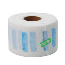 Professional Disposable Stretchy Disposable Neck Paper Roll for Barber Waterproof Waterproof