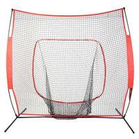 New Arrival 7 7 Soccer Baseball Training Exercise Mesh Net Outdoor Sports Entertainment With Hole Baseball