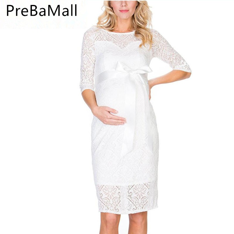 eea826f107961 Sexy Maternity Dresses Photography Wedding Evening Party Dress For ...