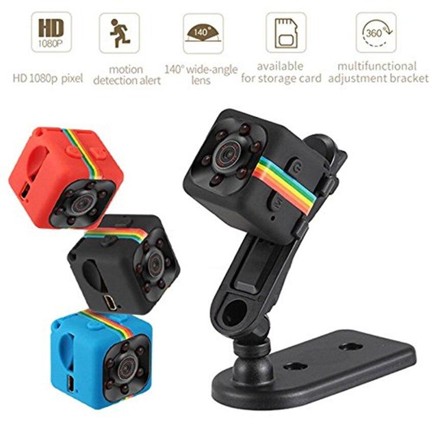 Portatile SQ11 Micro Macchina Fotografica HD 1080 p Auto A Casa di Visione Notturna Videocamera Mini Macchina Fotografica DVR DV Motion Recorder Camcorder Mini action Cam