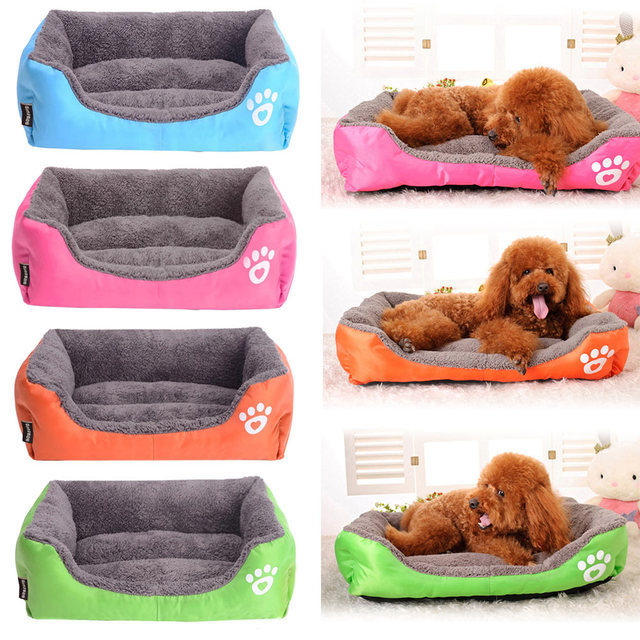 Pet Dog Cat Nest Bed Cushion House Pets Soft Warm Kennel Puppy Mat 669 (Copy)