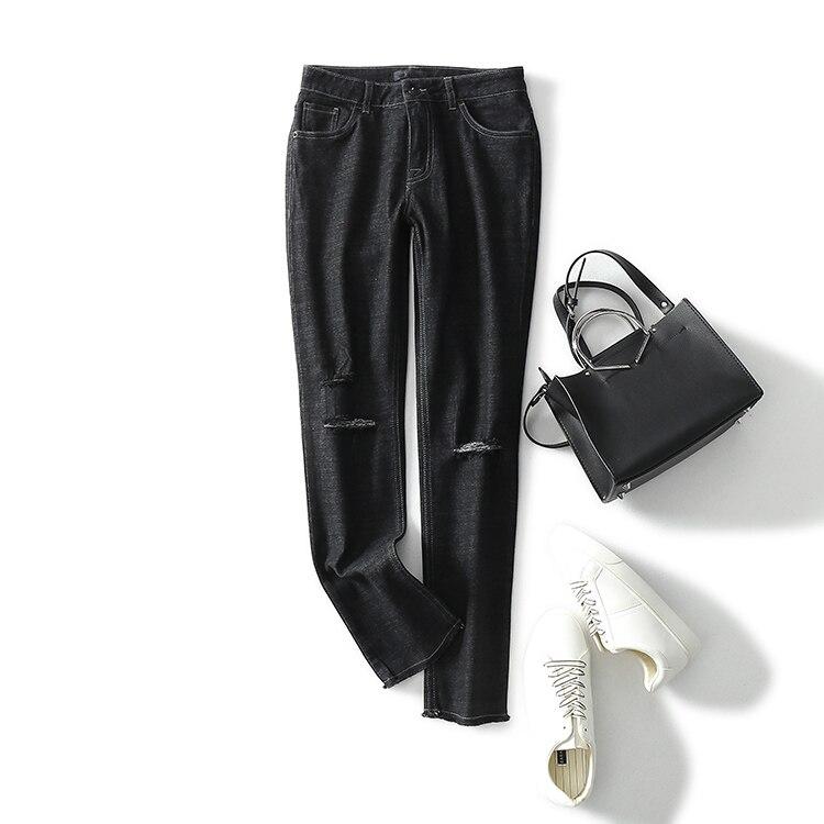 f61813baf7c De Oficina Llegada La Las 2019 Pantalones Primavera Señora Vaqueros ¡diseño  Dama Pyf19194mar3 Gratis Envío Mujeres Nueva qgFnt