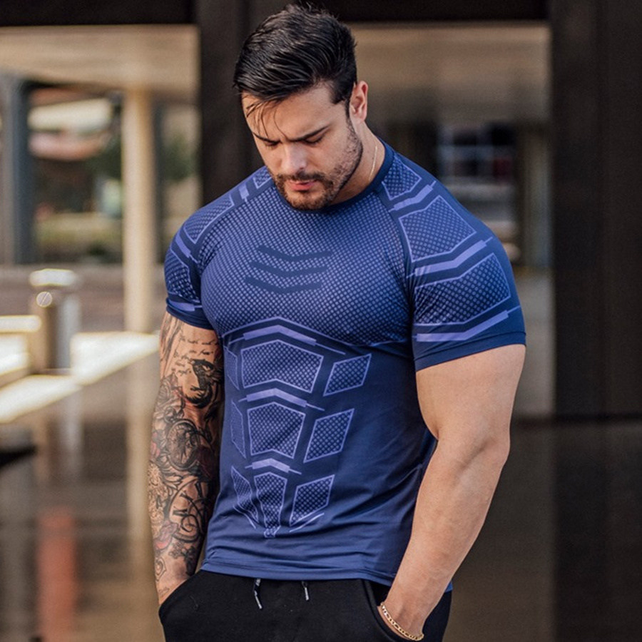 Men Workout Shirt 99