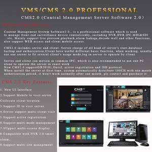 Image 4 - 4 CH NVR POE 1080P IP וידאו מקליט תומך H.265 1VGA + 1HDMI onvif IP מצלמה עבור ip וידאו מקליט אבטחת cctv nvr