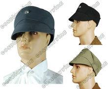 Star wars imperial Officer cosplay männer mütze, hut schwarz grau Olivenöl in 3 farben versandkostenfrei