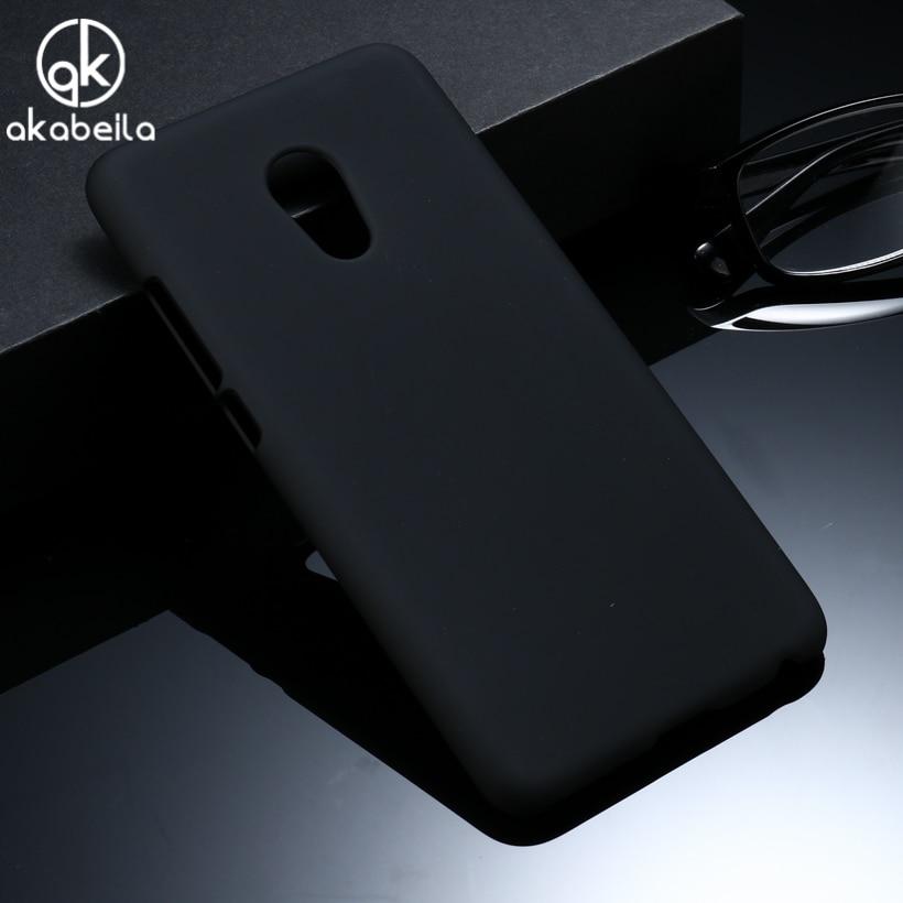 f424ad0e0c71 AKABEILA Matte Plastic Phone Case For Meizu MX6 Pro Meizu Pro 6 Meizu Pro  6s Pro6s Rubber Slim Housing Bag Cover Skin Shell