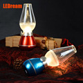 Blowing control kerosene lamp LED the study energy-saving USB rechargeable table lamp that shield an eye fashion a night light