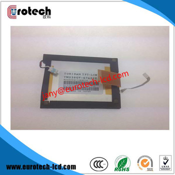 Original 3.8 inch LCD screen display for Datalogic Viper CE