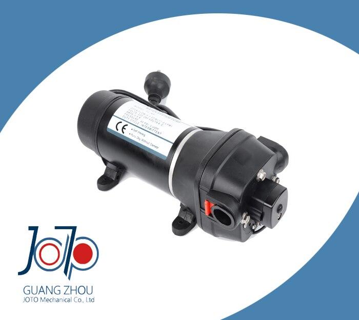 610 FL-43 220 V AC ménage Auto Auto-amorçage pompe à diaphragme pour chauffe-eau Trail Pipeline approvisionnement en eau