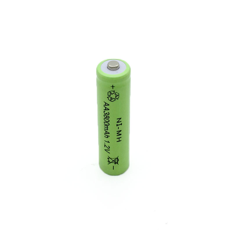 8pcs A Lot Ni-MH 3800mAh AA Batteries 1.2V AA Rechargeable Battery NI-MH Battery For Camera,toys Etc-