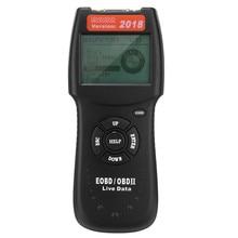 2018 Universal Car Fault Code Reader D900 OBD2 EOBD CAN Diagnostic Scanner Tool Multi-languages Automotive Engine Diagnostic