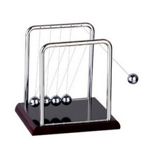 Ньютон Металл Колыбель баланс мяч Физика Наука стол Игрушки Наука головоломка Fun стол игрушки S для малыша подарок