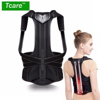 1Pcs Tcare Posture Corrector Brace Kyphosis Brace Muscle Pain Reliever Back Pain Reliever Posture Support For Women Men