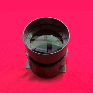 Image 1 - F=290mm Focal Length LED Projector DIY Lens Projection Lens for Rigal projector RD 806 818 819 820