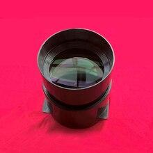 F = 290mm ogniskowa projektor LED DIY obiektyw projekcyjny obiektyw do projektora Rigal RD 806 818 819 820
