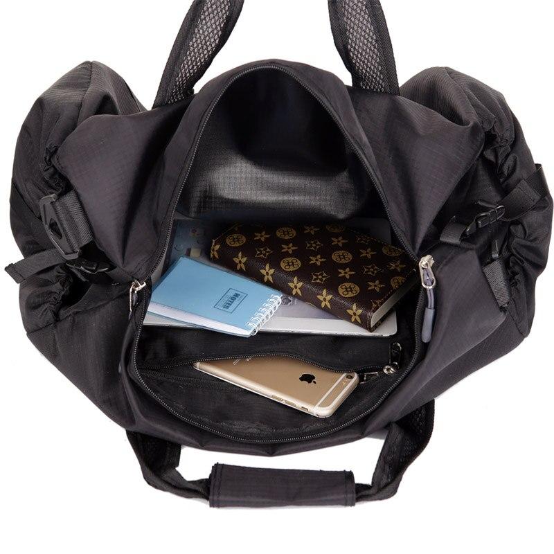 Resevåska Nylon Vattentät Storlek 4colors Weekender Väska Resor - Väskor för bagage och resor - Foto 4