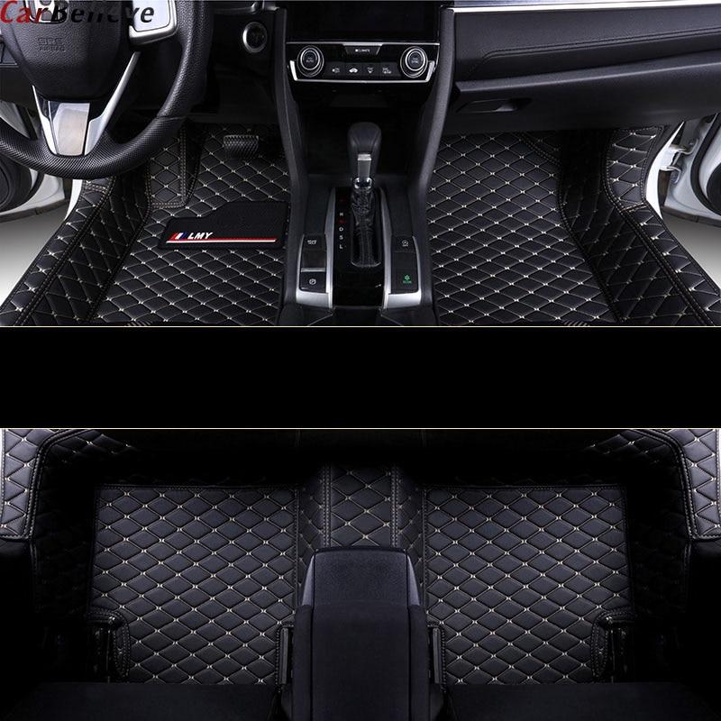 Car Believe car floor mat For mazda 6 gh gg cx3 cx5 3 bk Axela cx7 2 atenza accessories carpet rugs
