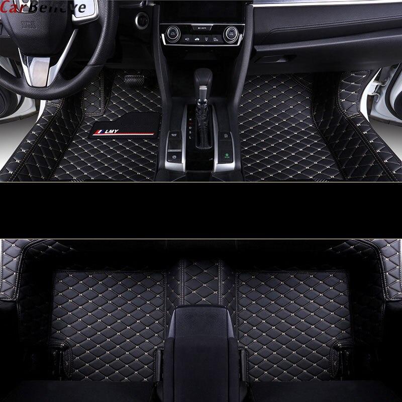 Voiture Crois voiture tapis de sol Pour mazda 6 gh gg cx3 cx5 3 bk Axela cx7 2 atenza accessoires tapis tapis