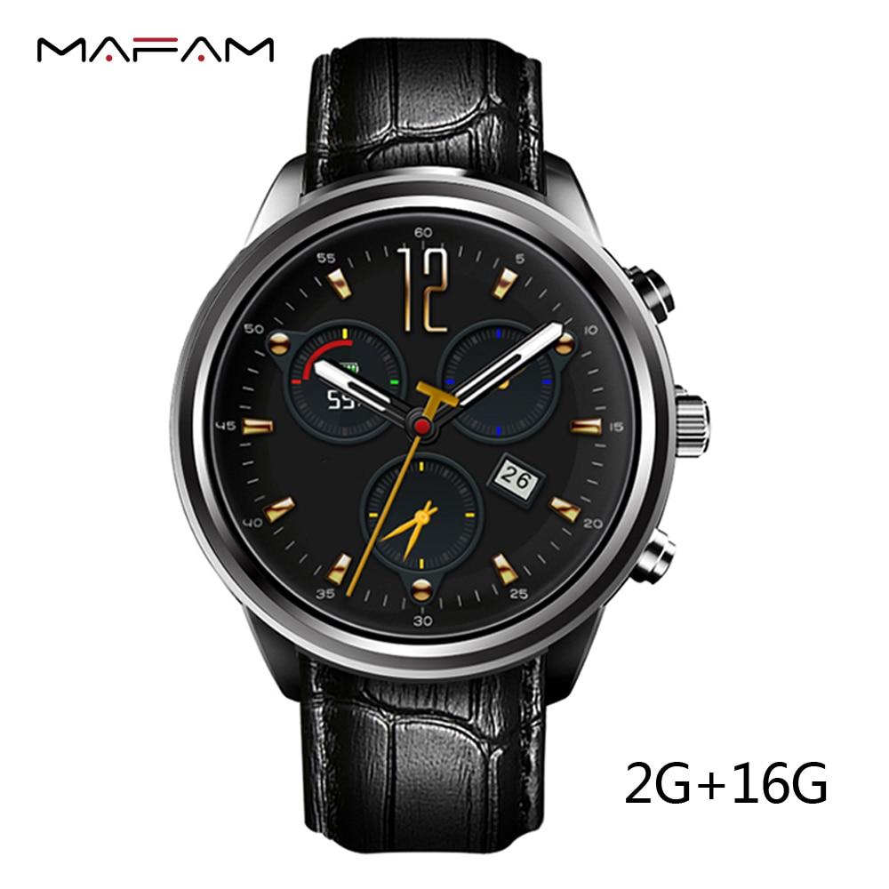 MAFAM X5 Air 3G Smart Watch Ram 2GB / Rom 16GB MTK6580 Smartwatches Bluetooth Watchphone Android 5.1 Smartwatch for IOS iphone mafam x5 air smart watch ram 2gb rom 16gb new mtk6580 wearable devices bluetooth watchphone android 5 1 3g smartwatch for ios