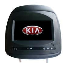 2 шт./упак. сенсорная кнопка 7 » подголовник автомобиля монитор для kia k2 k3 Sorento Cerato kia-форте с HD цифровой экран