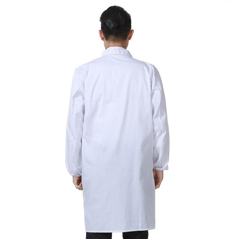 Envío libre Médicos bata blanca servicios de médicos ropa enfermera ...