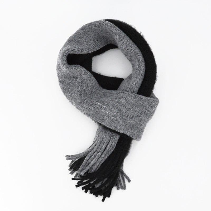 Hell 140x20 Cm Schal Kinder Kaschmir Schals Striped Schal Wrap Weiche Winter Warme Jungen Mädchen Quaste Schal GüNstigster Preis Von Unserer Website