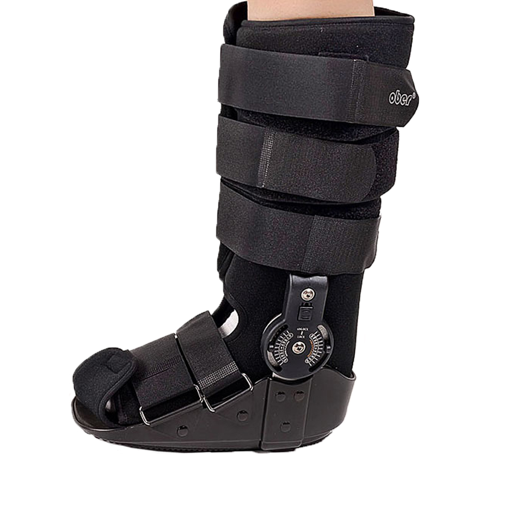 Free Shipping Achilles Tendon Boots Shoes Ankle Foot Brace Support Fracture Fixed Orthotics Tendon Healing Rehabilitation