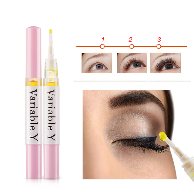 94c41032d1d Eyelash Extension Liquid Serum Enhancer Beauty Makeup Eyelash Fast Enhance Eye  Lash Longer Thicker Eyelash Powerful Maquiagem