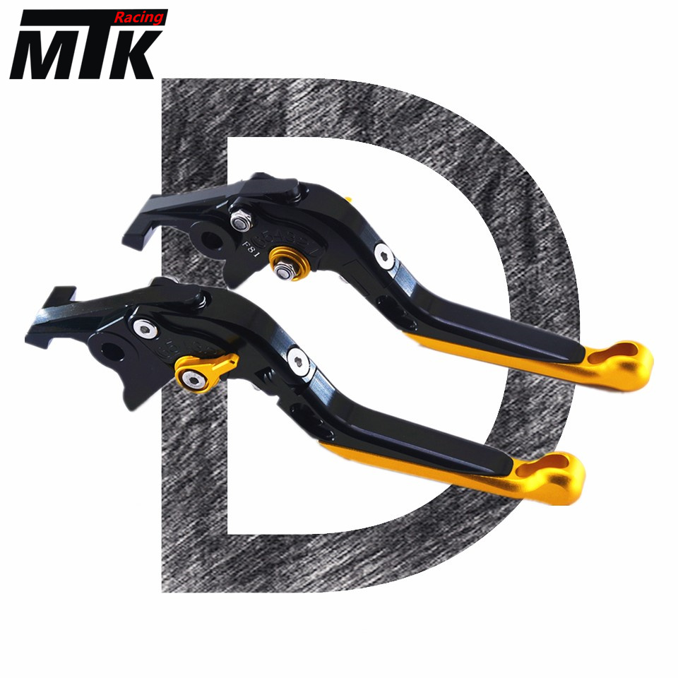 For DUCATI 900SS/1000SS 996/998/B/S/R CNC dedicated Handlebar single-Folding&Extendable Brakes Clutch Levers
