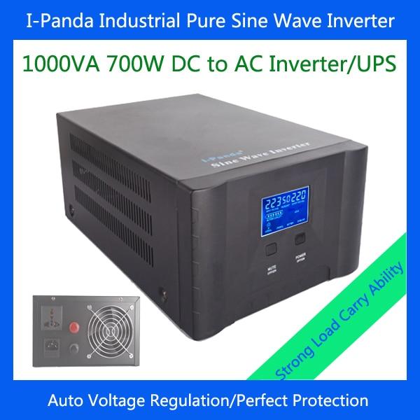 i p xd 1000va 700w inverter battery charger solar panel poweri p xd 1000va 700w inverter battery charger solar panel power inverter pure sine wave auto voltage regulation avr