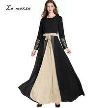 La MaxZa Abaya Gowns Maxi Dress Chiffon Turkey Arabic Kaftan Dubai Evening  Muslim. US  22.80   piece Free Shipping 1e64daad61fb