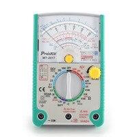 MT 2017 MT 2018 Analog Multimeter Safety Standard Ohm Test Meter DC AC Voltage Current Resistance Multimeter
