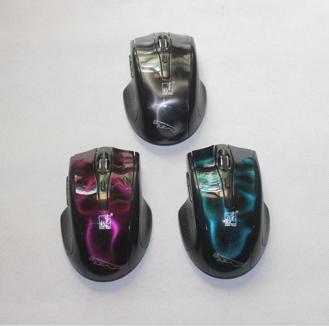 168b wireless mouse variable speed usb 6d fashion multi-colored notebook mouse