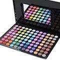 Nuevo Pro 96 full color eyeshadow palette Matt Shimmer eyeshadow conformarán paletas Kit para mujeres cosméticos fijaron