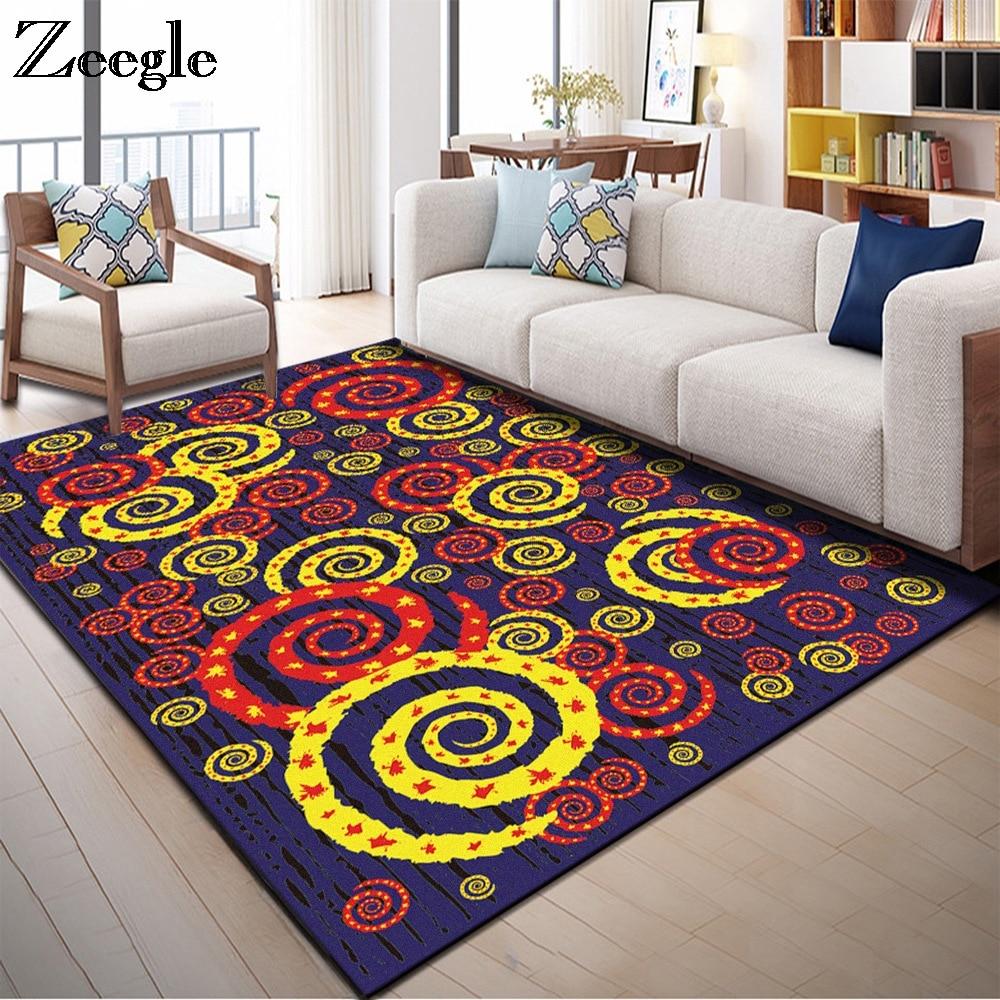 Zeegle Modern Nordic Carpets For Living Room Home Decor