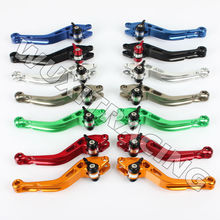 CNC Short Straight Motorcycle Brake Clutch Levers for TRIUMPH SPEED FOUR SPEED TRIPLE DAYTONA 600 650 955i Tiger 800 1050 ROCKET