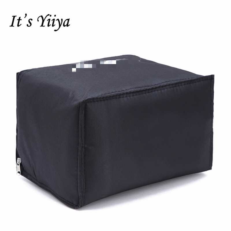 It's Yiiya Oxford Insulated Picnic Cooler Bag Fashion Lunch Bag Portable Travel Thermal Bags for Food With Storage Bag GW8057 20l extra large camouflage cooler bags thermal insulated picnic bag box travel picnic food storage accessories supplies products