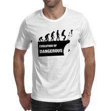 Evolution Of Dangerous Michael Jackson T-shirt Print Casual Anime T Shirt Pop Skate Fashion Women Men Top