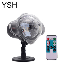 YSH Christmas Lights Outdoor Star and Heart Patterns Party Light Waterproof LED Garden Lights for Holiday Decoration Maison christmas laser lights outdoor projector motion 12 xmas patterns waterproof ip65 rf remote for garden landscape decoration
