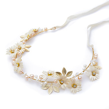 Daisy Flower Headband