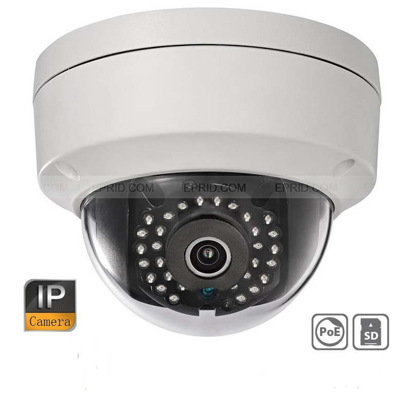 Original English DS-2CD2142FWD-IS Hik 4MP mini dome network cctv camera, P2P 1080p IP camera POE 120dB WDR cd диск fleetwood mac rumours 2 cd