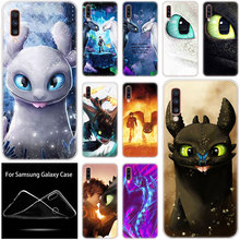 How to Train Your Dragon Soft Case For Samsung Galaxy A90 A8