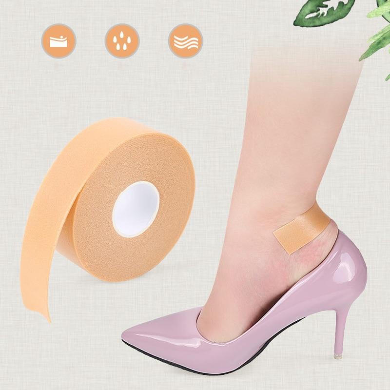 Multifunction Waterproof Foot Heel Sticker Foam Tape High-heeled Shoes Patch