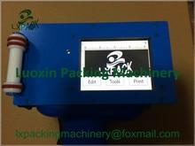 LX-PACK Lowest Factory Price white black ink inkjet printer bag making machine Plastic hand Online Continuous Inkjet Printer