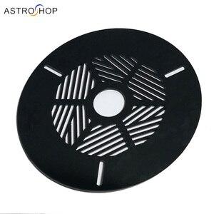 Image 2 - Plastic New Bahtinov Focusing Mask   For Telescope Diameter from 60 200mm