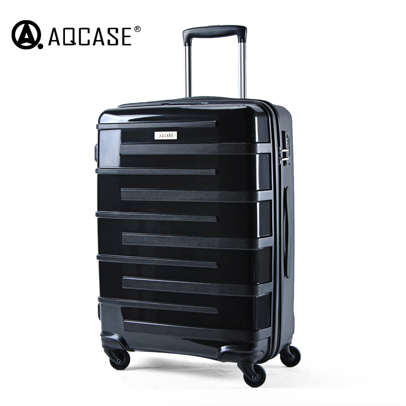 AQCASE super light universal draw rod box 20 inch chassis suitcase PP case кепка для гольфа callaway cap euro style work 2014