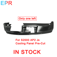FRP Cooling Panel For Honda S2000 AP2 Js Glass Fiber Cooling Panel Pre Cut Body kit Tuning Trim For S2000 Racing part