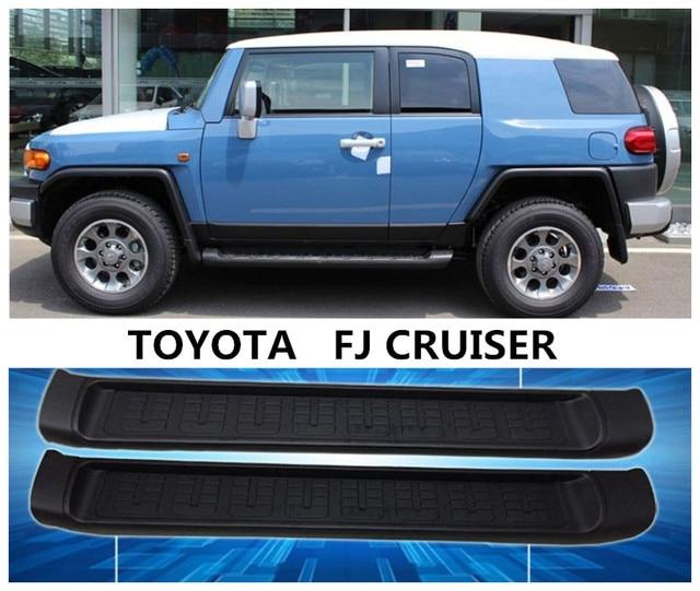 Toyota Fj Cruiser Accessories >> For Toyota Fj Cruiser 2007 2017 Running Boards Side Step Bar Pedals