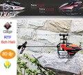 RC Helicóptero WL V933 Flybarless 6CH 2.4 GHz de Control Remoto RC Drone RTF 3D Volar con LCD V911 v922 actualizado Baja Juguete niños