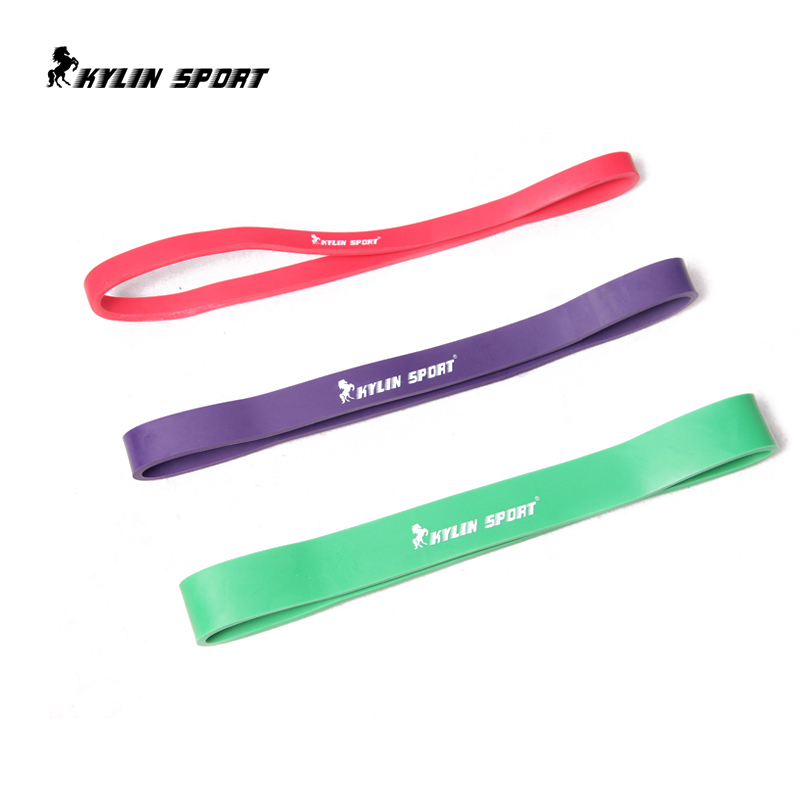 Niveluri disponibile Pull Up Assist Trupe Yoga Pilates Body Exercise Body Resistance Loop Band FREE SHIPPING